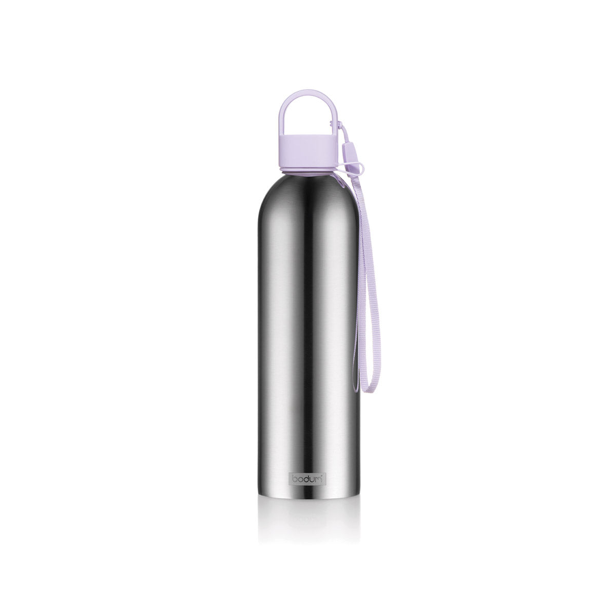 NEW Bodum Melior Stainless Steel Water Bottle 0.5L - Verbena Purple
