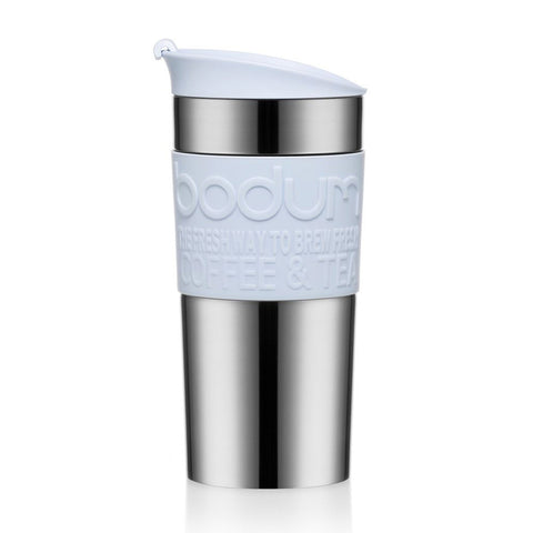 Bodum Travel Mug Stainless Steel 0.35L - Blue Moon - NEW 2020 Collection