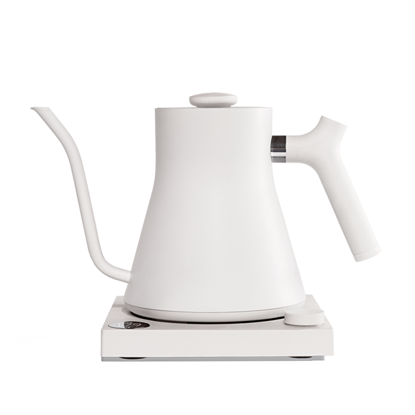 Fellow Stagg EKG UK Electric Pour Over Kettle - Matte White