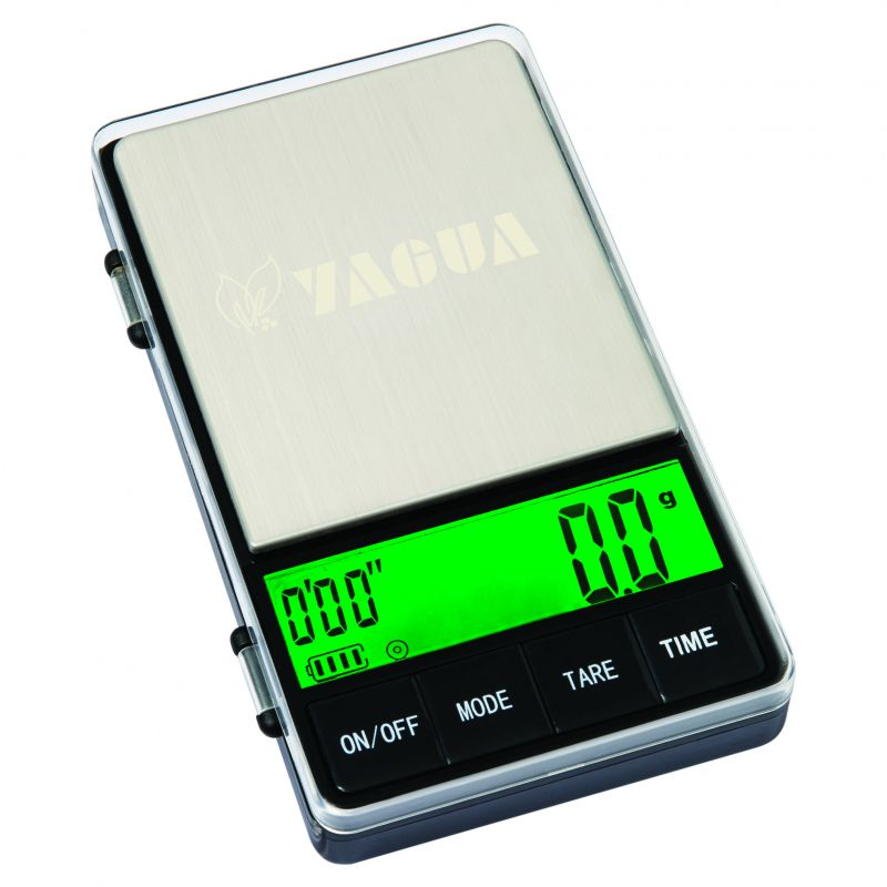 Yagua Barista Scale With Brew Timer Dual Display Series 1000g x 0.1g