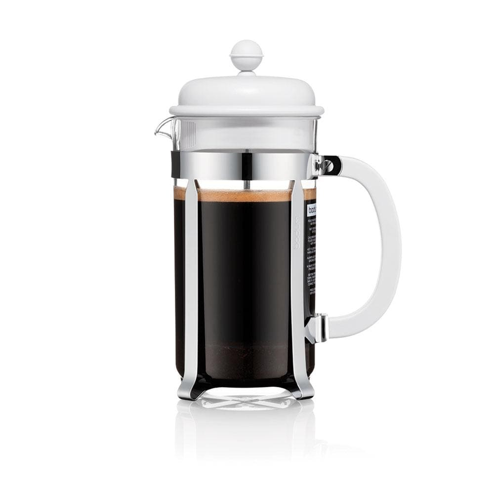 Bodum Caffettiera Coffee Maker, 8 Cup - Shadow Grey - NEW Collection Coffee Making Equipment BeanBear