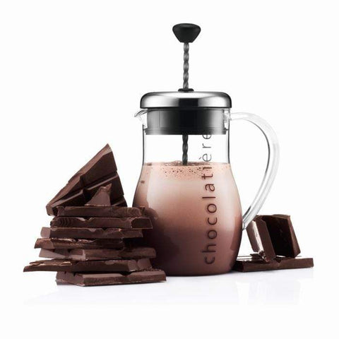 Bodum Chocolatiere Hot Chocolate Maker 1L
