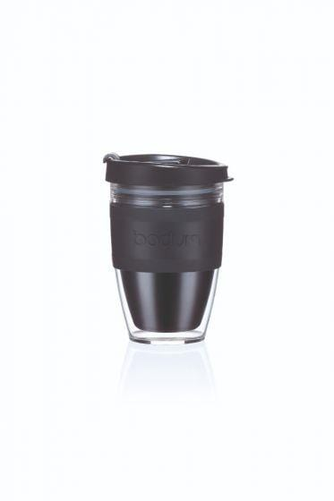 Bodum Joycup Travel Mug 8oz - Black Coffee Making Equipment BeanBear