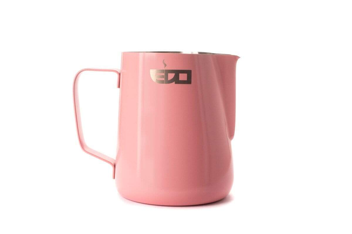 EDO Barista Professional Milk Pitcher 20oz / 600ml in Baby Pink