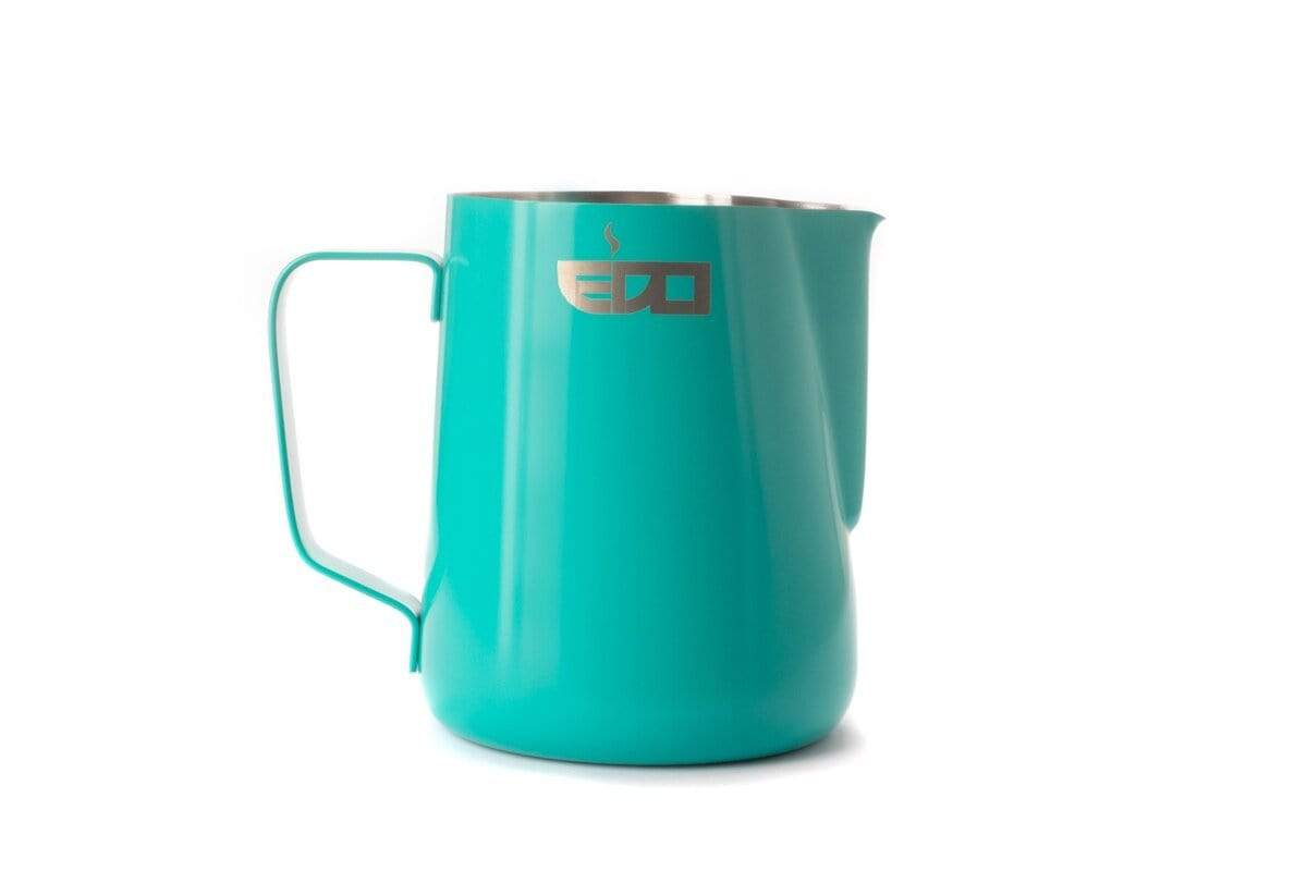EDO Barista Professional Milk Pitcher 20oz / 600ml in Tiffany Blue