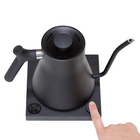Fellow Stagg EKG UK Electric Pour Over Kettle - Matte Black