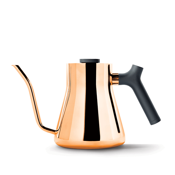 Fellow Stagg Pour Over Kettle - Polished Copper