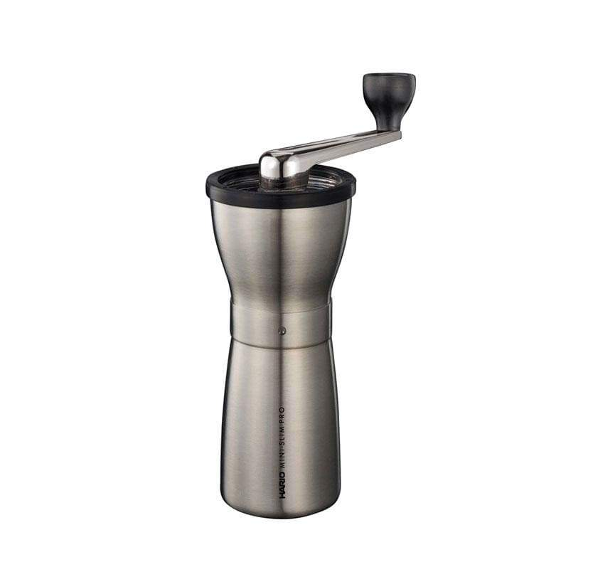 Hario Mini-Slim Pro Grinder - Stainless Steel