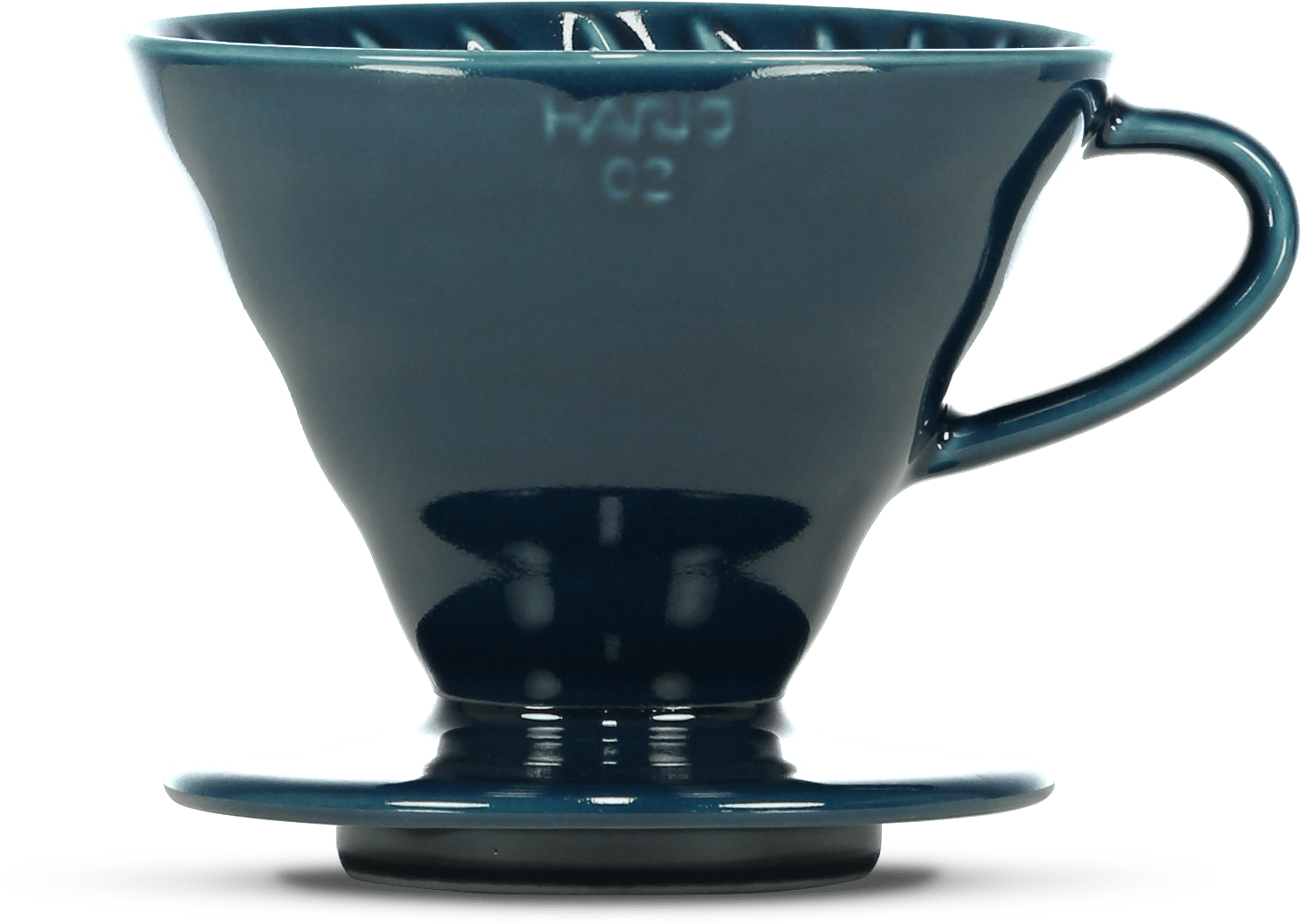 Hario V60 Ceramic Dripper Indigo Blue