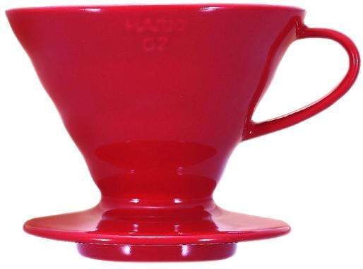 Hario V60 Ceramic Dripper Size 02 Red
