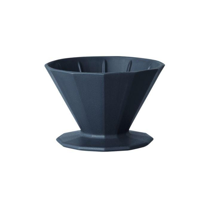 Kinto Alfresco Coffee Dripper 2-4 Cup Brewer - Black
