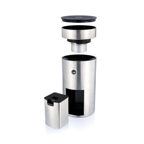 Wilfa Uniform Coffee Grinder - Silver