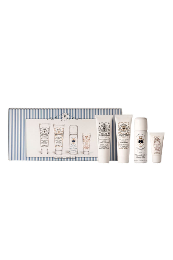 dunlin Santa Maria Novella - Men's Travel Kit - Airport friendly sizing