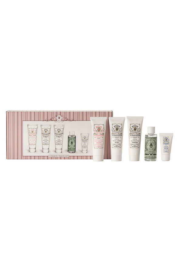 dunlin Santa Maria Novella - Women's Travel Kit - Airport friendly sizing