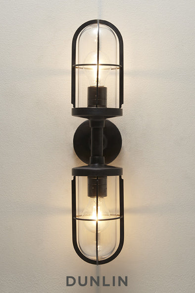 Ketch Yacht Twin Wall Light - DUNLIN™ Home Australia - 3