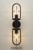 Ketch Yacht Twin Wall Light