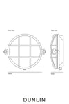 Sloop Bulkhead Light - DUNLIN™ Home Australia - 3