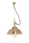 Shipyard Outdoor Pendant Light Bronze - DUNLIN™ Home Australia - 2