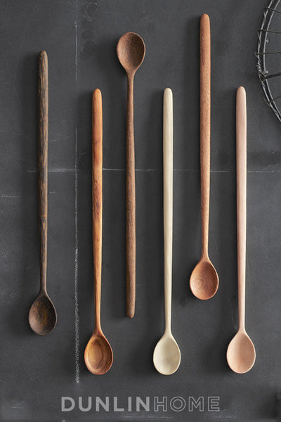 Set of Six Tasting Spoons