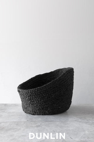 J'Jute Andaman Medium Jute Basket in Natural