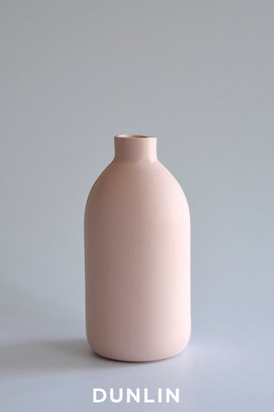 Lesley Doe Ceramics - Bottle 3 Blush