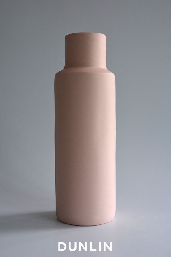 Lesley Doe Ceramics - Bottle 5 Blush