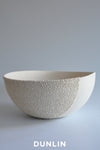 Lesley Doe Ceramics - Coalescence Bowl Large Pure