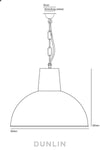 Wooster St. Copper Pendant Light - DUNLIN™ Home Australia - 4