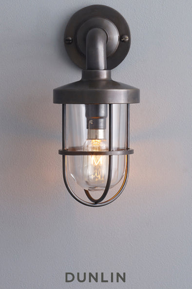 Ketch Yacht Wall Light