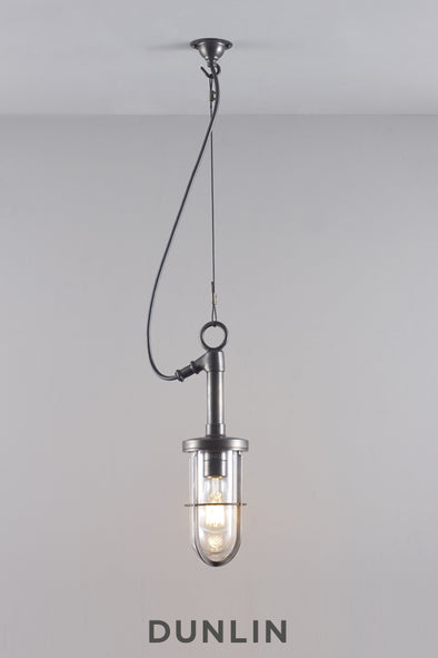 Ketch Yacht Outdoor Pendant Light