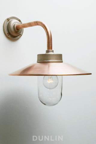 Chelsea Outdoor Wall Light Bronze
