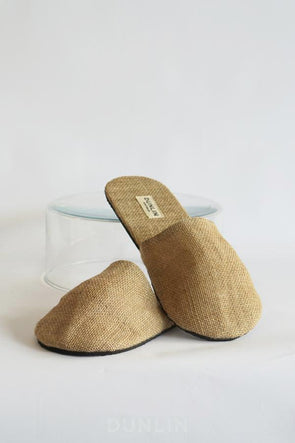Dunlin Jute Indoor/ Outdoor House Slipper