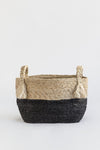 J'Jute Malay Small Tassel basket sale
