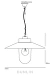 Chelsea Pendant Light - DUNLIN™ Home Australia - 3