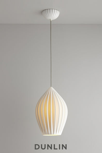 Fin Extra Large Pendant by Original BTC