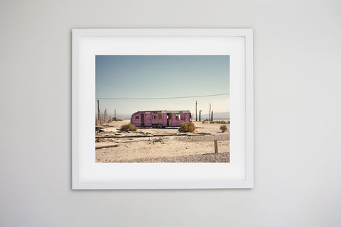 "Duncan Killick ""Salton Sea, California"""