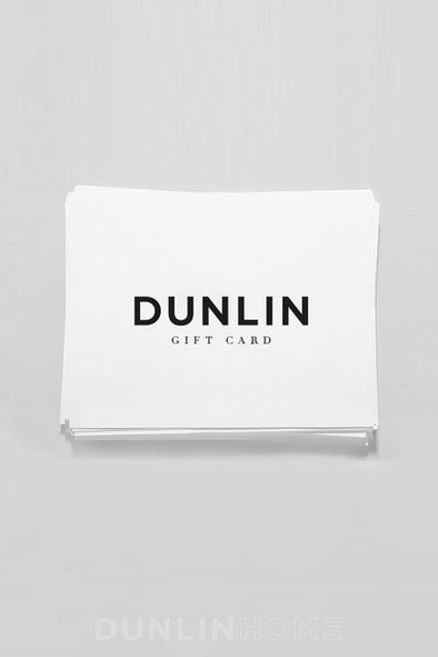 Email Gift Card - DUNLIN™ Home Australia