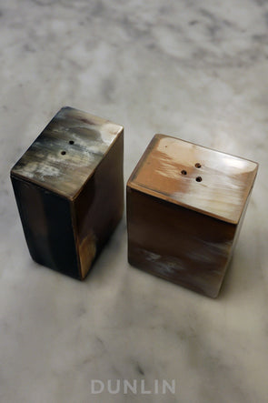 Horn Salt and Pepper Shakers - DUNLIN™ Home Australia - 1