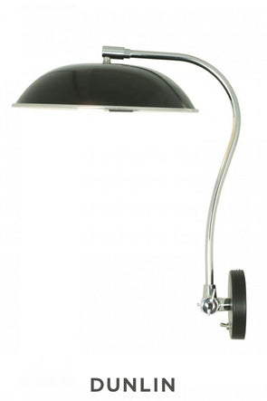 Hugo Wall Light in Black