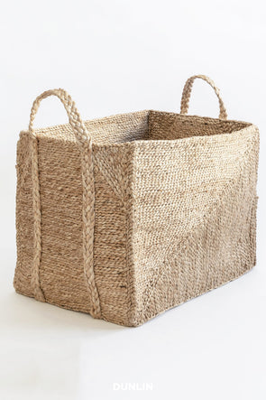 J'JUTE ALLORA DIAGONAL MEDIUM BASKET