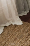 NODI Braided Jute Rug in Natural