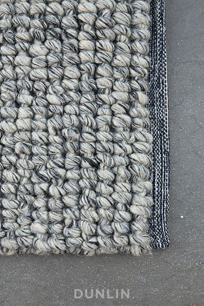 NODI Noughts Weave in Charcoal