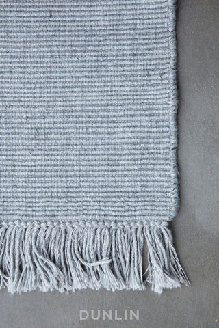 NODI Ribbed Wool in Marl Grey
