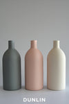 Lesley Doe Ceramics - Bottle 1 Blush