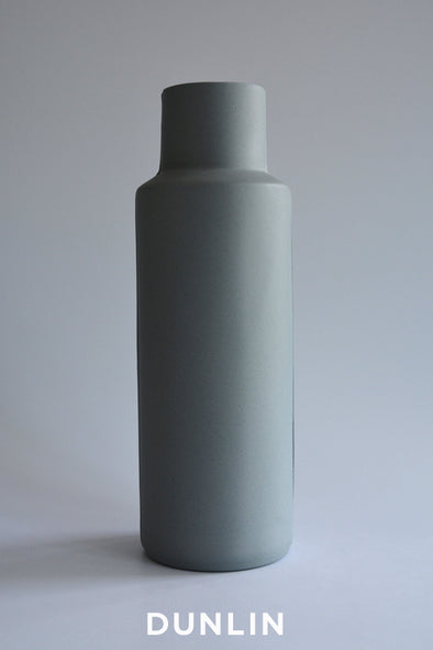 Lesley Doe Ceramics - Bottle 5 Steel