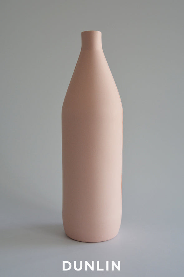 Lesley Doe Ceramics - Bottle 7 Blush