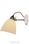 Bibendum Bone China Wall Light - DUNLIN™ Home Australia - 1