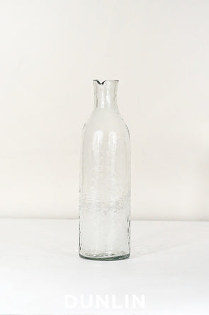 Ripple Glass Carafe - DUNLIN™ Home Australia - 2
