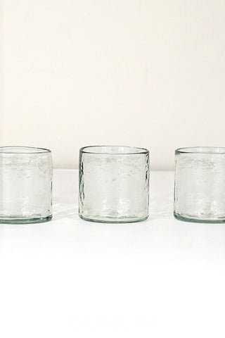 Ripple Glass Short