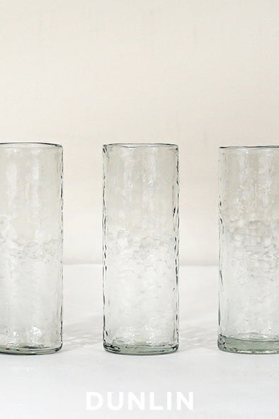 Ripple Glass Tall Narrow - DUNLIN™ Home Australia - 2